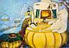 «Релакс» картина маслом