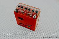 Аккумулятор 5Аh 12N5L-BS (гелевый, оранж) Active 120/60/130мм, (OUTDO)