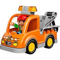 Конструктор LEGO Duplo Town Буксировщик (10814)