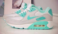 Nike Air Max 90 Green White