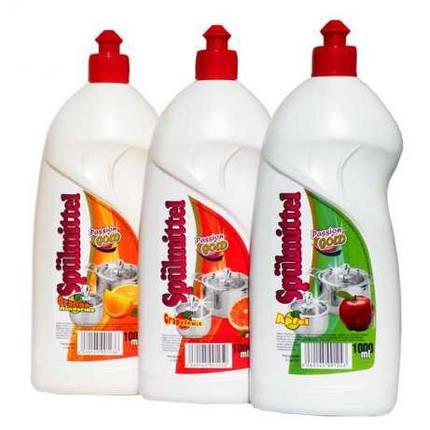 Средство для мытья посуды Passion Gold Spulmittel 1л грейфрут , фото 2