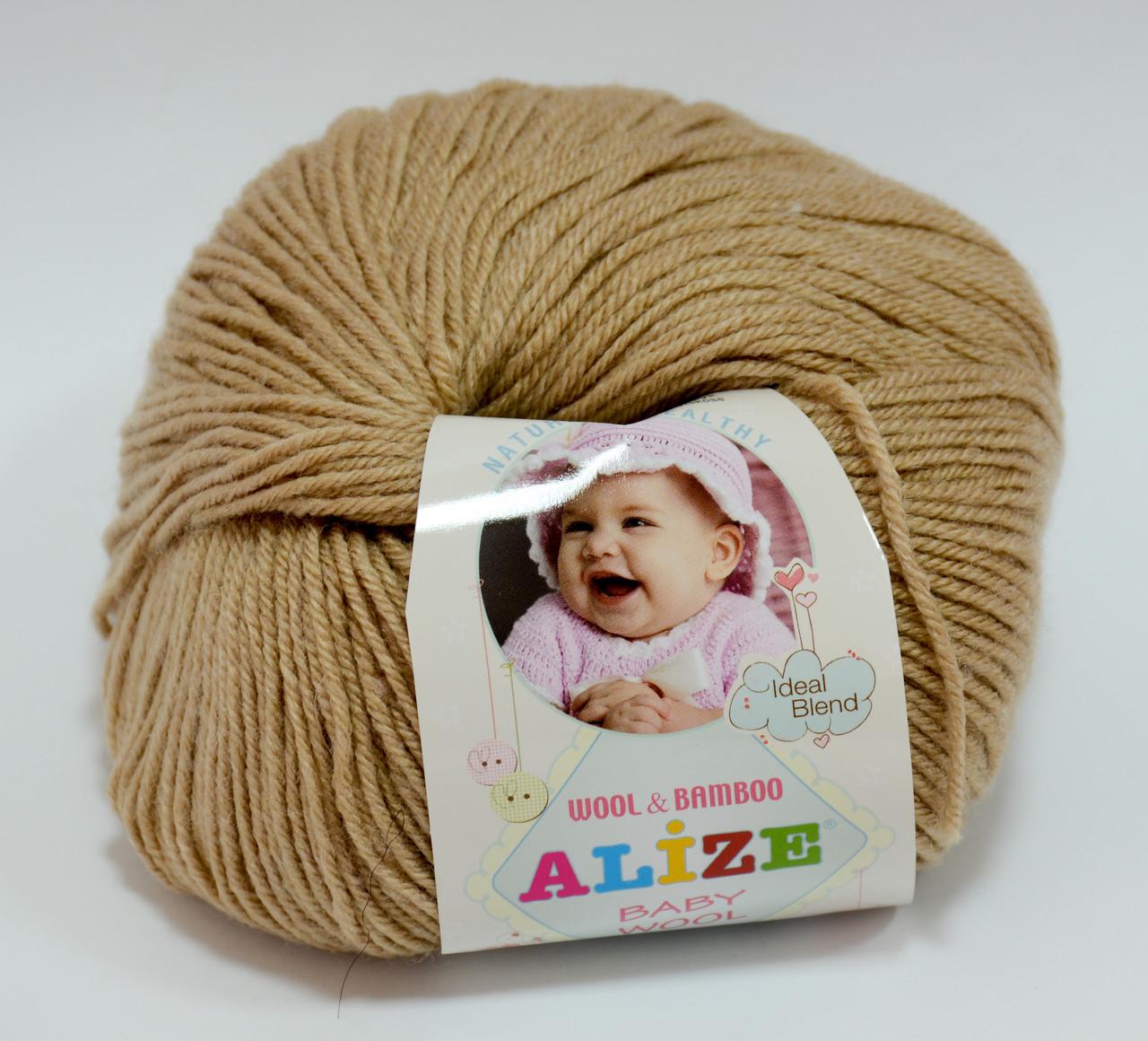 Пряжа baby wool