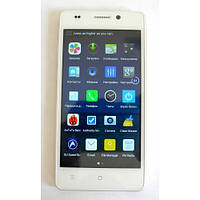 "HTC SunVan S8888 экран 4.6"", 2 sim, 8 ядер, WiFi, Android 4.4.2, камера 12МР, Белый - Чехол-книжка в подарок!"