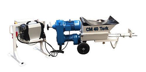 Торкрет-установка CM 40 Tork