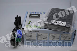 Usb sd card aux Yatour для штатной магнитолы Becker Alfa Romeo 166