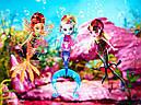 Лялька Monster High Торалей Страйп (Toralei Stripe) Великий Скарьерный Риф Монстер Хай Школа монстрів, фото 9