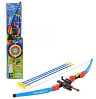 Лук Limo Toy M 0006 U/R стрелы на присосках