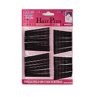 Невидимки для волос на листе 100шт