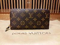 Кошелек Louis Vuitton Люкс, классика, на молнии, с коробкой, фото 1