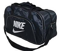 Сумка спортивная Nike, Найк серая
