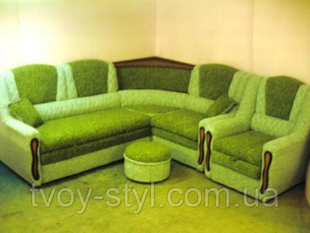 Перетяжка мягкой мебели Днепропетровск 1