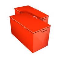 Ящик  для  песка пожарный  0,13 к.
