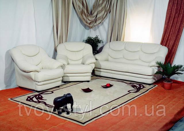 Перетяжка кожаной мебели  Днепропетровск