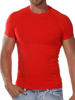 Мужская футболка Doreanse 2535 красный