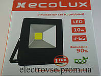 LED прожектор ECOLUX 10W