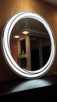 Зеркало со светодиодной подсветкой, индивидуальный размер , фото 1