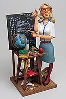 Статуэтка скульптора Guillermo Forchino - Учительница THE TEACHER 41,5 см.