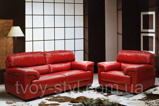 Перетяжка кожаной мебели днепропетровск 1