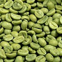Зеленый кофе в зернах Арабика 350 гр