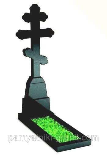 Надгробні хрести (Зразки №506)