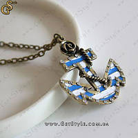 """Украшение на цепочке """"Sea Anchor"""", фото 1"""