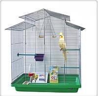 Клетка для птиц Нимфа,ПРИРОДА - 70х40х76 см