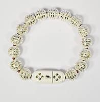 Кабель-браслет Shambala Silver для зарядки iPhone 5/6