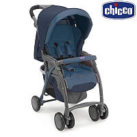 Прогулочная коляска Chicco Simplicity Plus Top Blue