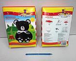 Набор для творчества 'Медвежонок', серия Мягкая игрушкa, фото 2