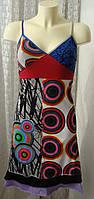Платье женское легкое летнее хлопок стрейч сарафан р.44 6026 от Chek-Anka