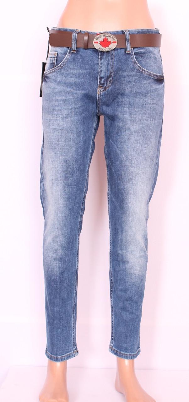 Женские джинсы бойфренды DSQ2
