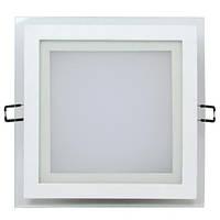 Светодиодный точечный светильник Horoz 15W (HL 686LG) теплый свет