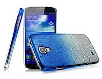 Чехол для Samsung Galaxy S4 I9500 3D капли дождя