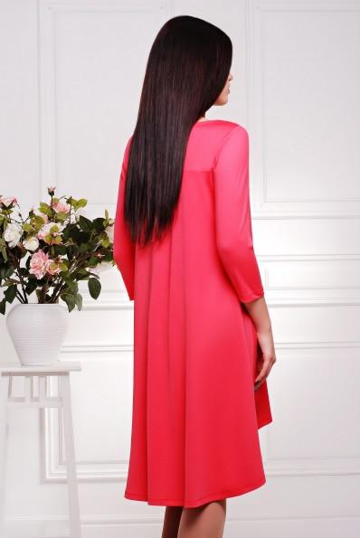 Женское платье солнышком