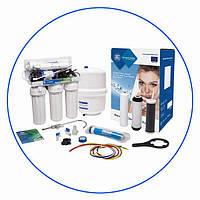 Система обратного осмоса с помпой Aquafilter RP-RO5 RP5 RP55145616