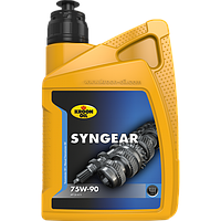 Трансмисионное масло KROON OIL SynGear 75W-90  для механических коробок передач  1л. KL02205