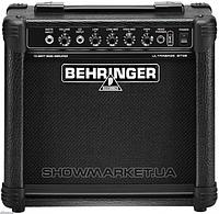 Behringer Комбоусилитель Behringer BT108 ULTRABASS