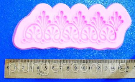 Килимок силіконовий для мастики, айсингу