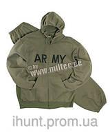 Спортивный костюм ARMY (олив)  только S