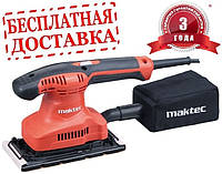 Вібраційна шліфмашина Maktec MT923 (180Вт; 93х228мм)/ by Makita