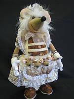 Текстильная кукла, Ольга Рубцова (Москва) (Находится в частной коллекции), фото 1