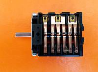 Переключатель ПМ 26866 (46.26866.801) шестипозиционный для электроплит и духовок       EGO, Германия, фото 1