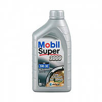 Масло Mobil Super 3000 XE 5W-30 (1л.)
