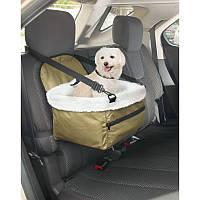 Сумка для животных в авто Pet Booster Seat удобно Вам  и Вашему любимцу