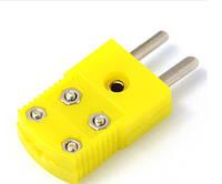 Разъем для термопар 2-Pin коннектор вилка