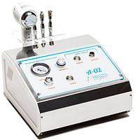 Аппарат алмазной дермабразии + холод терапия A-02
