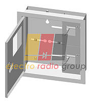 Ящик обліку та розподілення електроенергії під однофазний лічильник ЯУР-1В-4Э