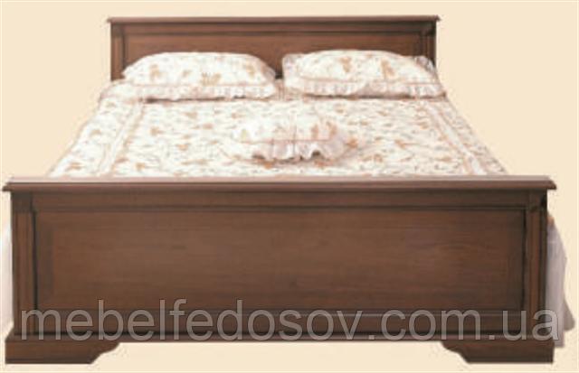 Кровать двухспальная КТ-530 Росава БМФ 160х200 фото
