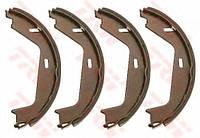 Гальмівні колодки барабанні (ручник) VOLVO S60/S80/V70/XC70/XC90