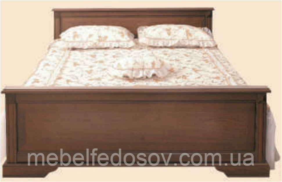 Кровать Росава КТ-530 с ламелями (БМФ) 1690х2090х2204мм